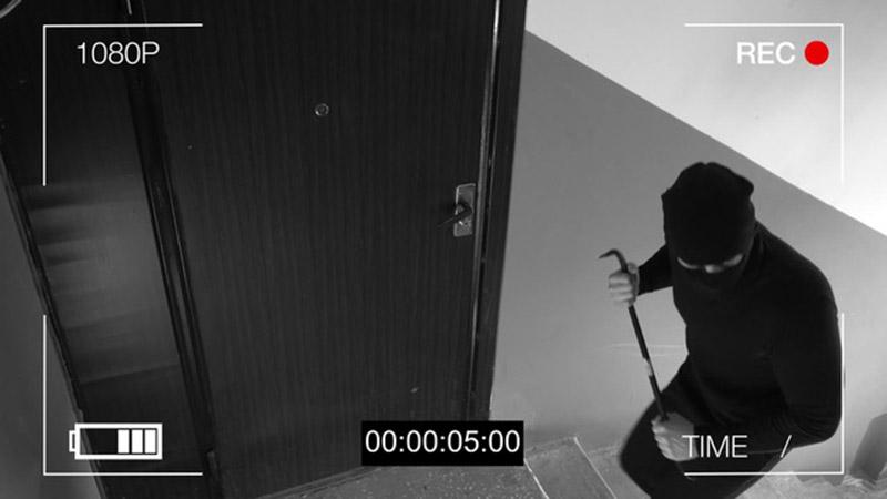 Une alarme en appartement pour se prémunir des cambriolages