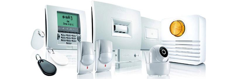 Système d'alarme pour appartement complet