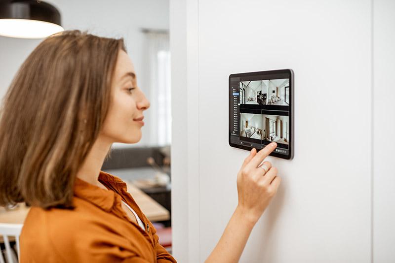 Vidéosurveillance pour appartement